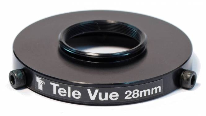Tele Vue A-Fokal Adapter Ring - 28mm