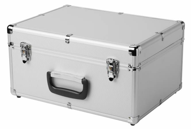 BRESSER Transportkoffer für Erudit DLX / Researcher