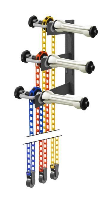 BRESSER MB-1 Aufhängesystem für 3 Hintergründe