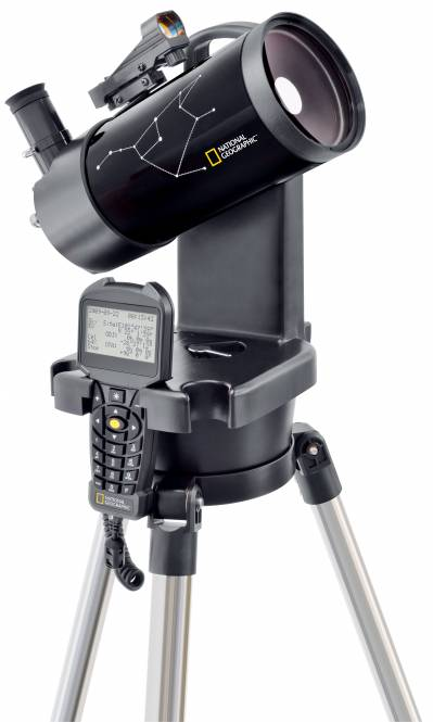 NATIONAL GEOGRAPHIC Automatik Teleskop 90 mm