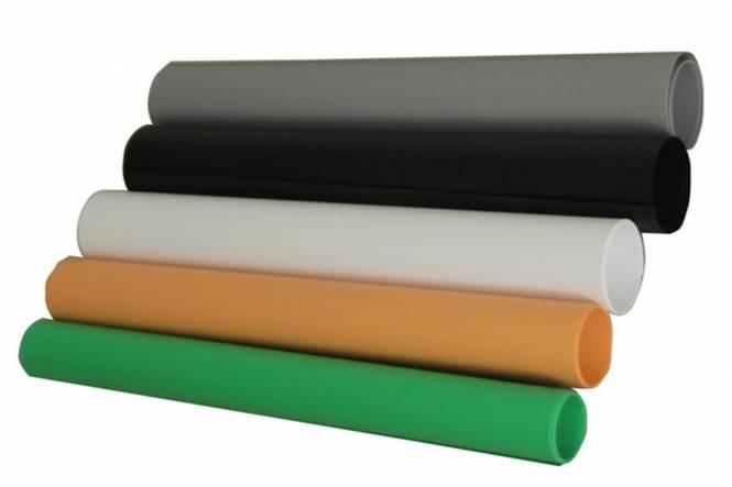 BRESSER BR-PVC-2 Auflagen für Aufnahmetische 5er-Set 100x200cm (zuschneidbar)