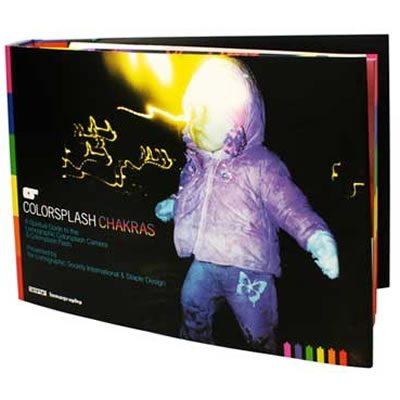 Lomography ColorSplash Chakras Buch