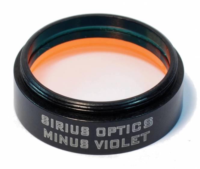 Sirius Minus Violettfilter 1,25 Zoll