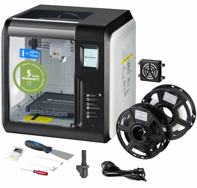 BRESSER REX WLAN 3D Drucker