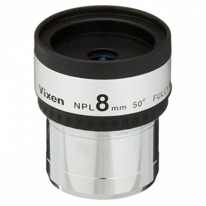 Vixen NPL 50° Okular 8mm (1,25'')