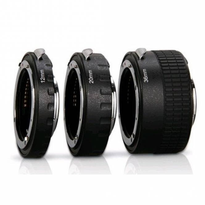 APUTURE AC-MC Makro-Zwischenring-Set Nikon