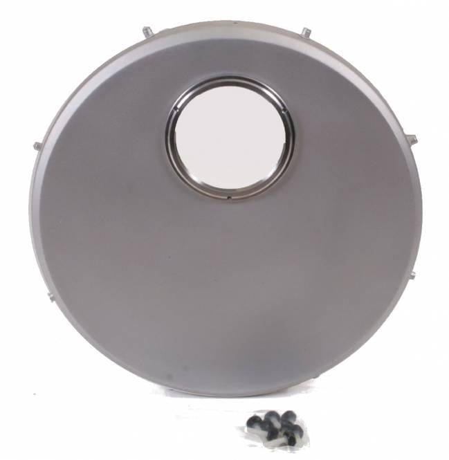 Adapterplatte für 10 Zoll Durchmesser Teleskop zur Aufnahme eines Coronado SolarMax 60 Filters