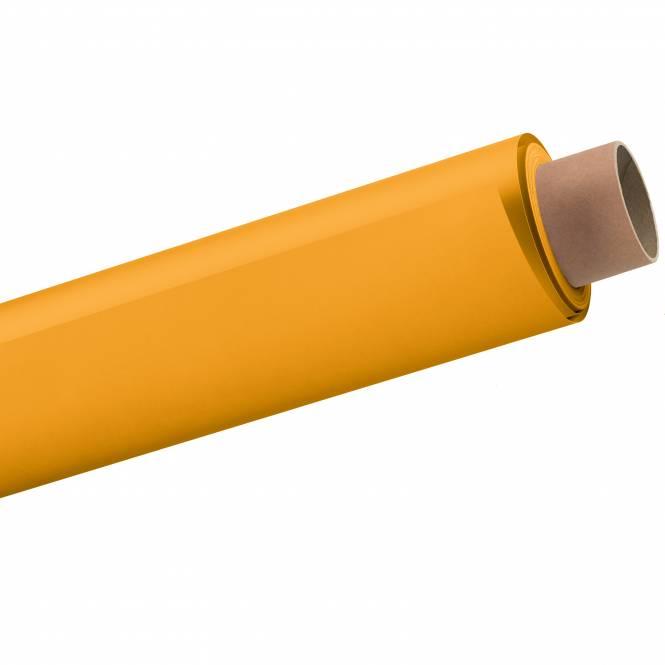 BRESSER 35 Papierhintergrundrolle 2,72x11m gelb-orange