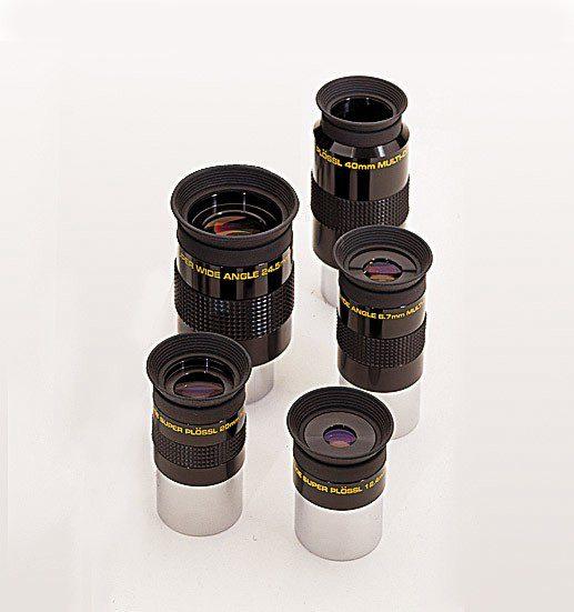"""Meade Super Plössl 1.25"""" Okular 26mm"""