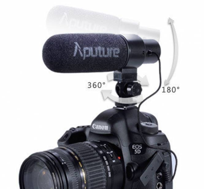 APUTURE V-MIC D1 Mikrofon