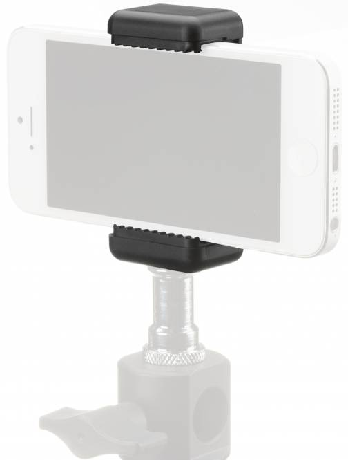 BRESSER BR-140 Smartphone-Halter für Fotostative