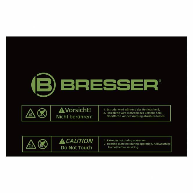 BRESSER Selbstklebendes Druckbett für 3D-Drucker T-REX 2 (Art. #2010600)