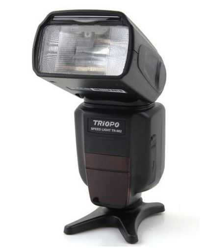 Triopo Nikon I-TTL Kamerablitz TR-982N-II