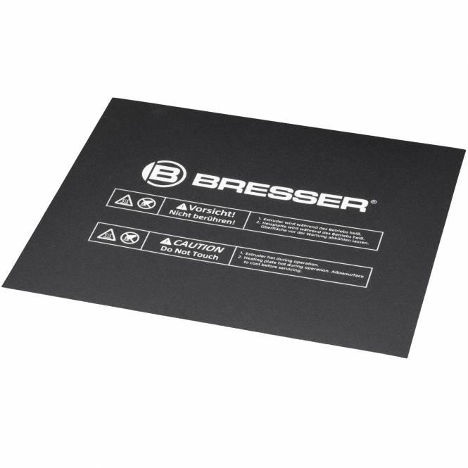 BRESSER Ersatz-Bauplattform für 3D Drucker REX II (Art. #2010200)