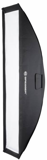 BRESSER SS-9 Softbox High Grade 35x160cm mit Wabe
