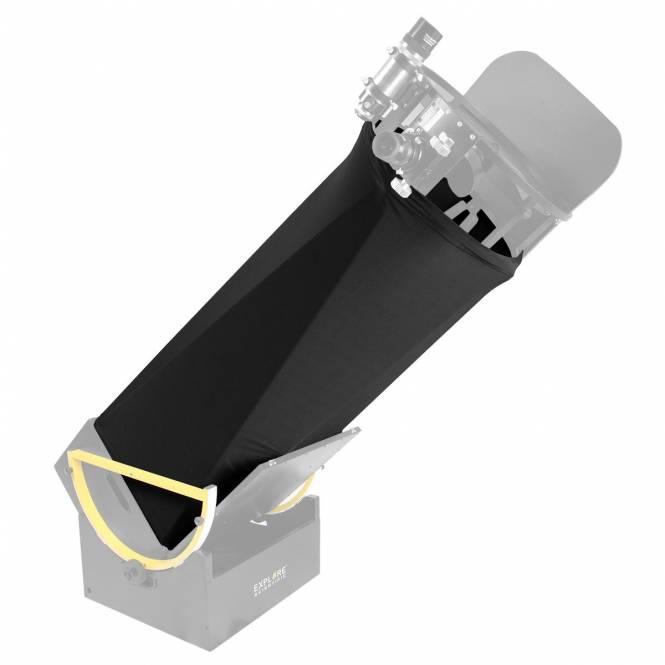 """EXPLORE SCIENTIFIC Streulichtschutz 10"""" + 12"""" Ultra Light Dobson"""