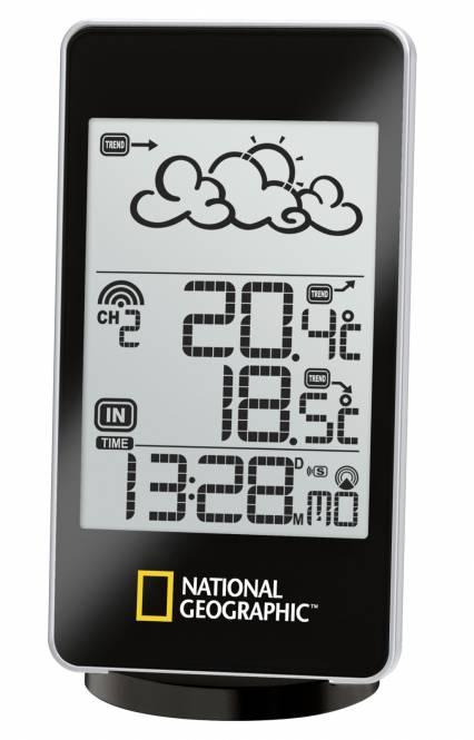 NATIONAL GEOGRAPHIC Wetterstation Basic