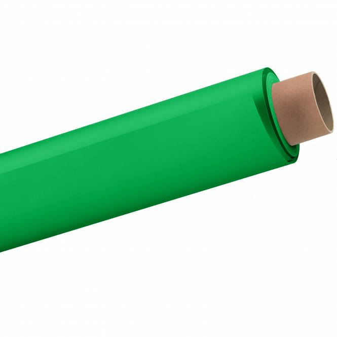 BRESSER 54 Papierhintergrundrolle 2,72x11m chromakey grün