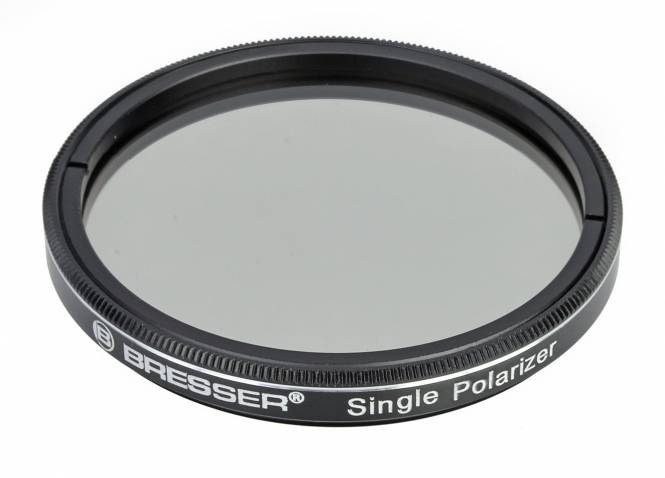 "BRESSER Single-Polfilter 2"""