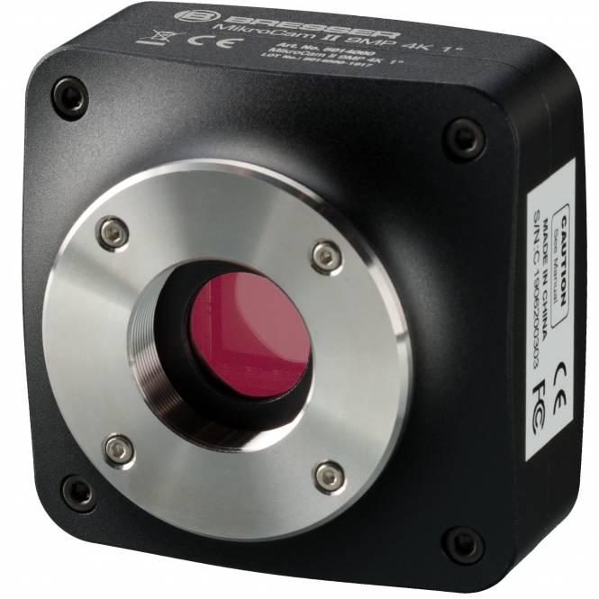 BRESSER MikroCamII 9MP 4K 1'' Mikroskopkamera