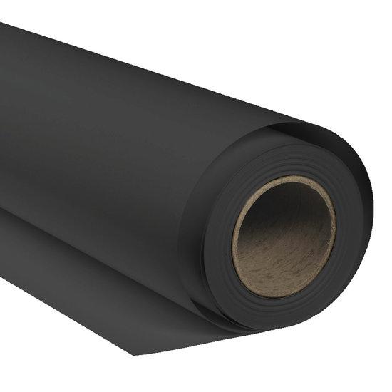 BRESSER SBP09 Papierhintergrundrolle 1,36x11m schwarz