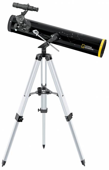 NATIONAL GEOGRAPHIC 76/700 Reflektor Teleskop AZ