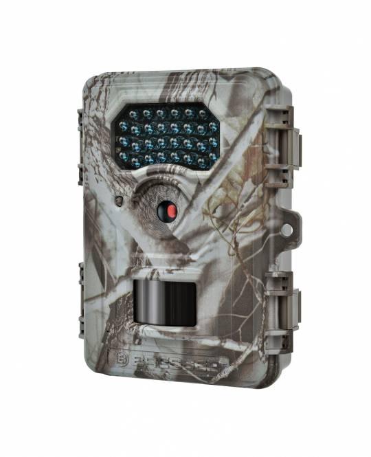 BRESSER Überwachungs- und Wildkamera 60° 8MP für Tag- und Nachtaufnahmen