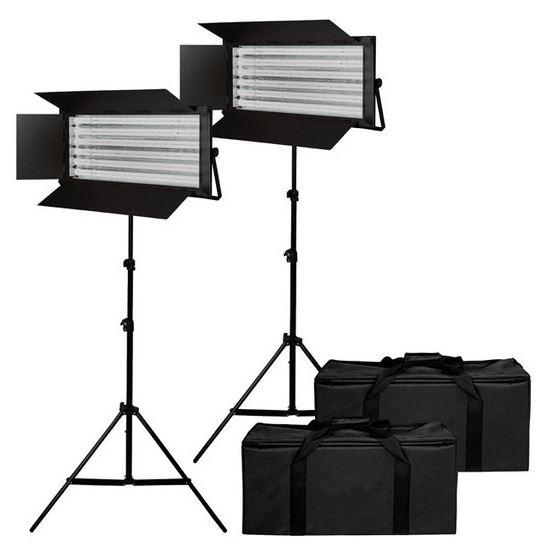 BRESSER MM-09 Tageslicht-Set 7 (6 x 55W )