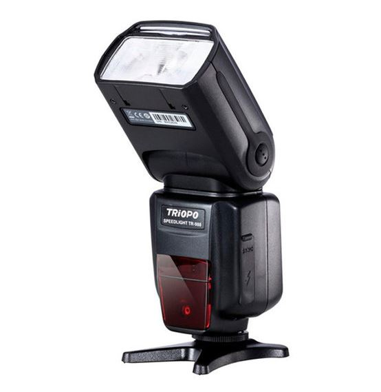 Triopo Canon TTL Kamerablitz TR-988C Wireless High Speed Sync