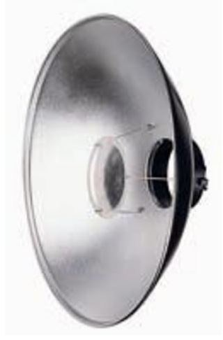 BRESSER M-14E Beauty Dish 40,5cm Elinchrom