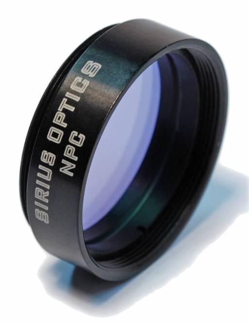 Sirius Neodym 1,25 Zoll Filter