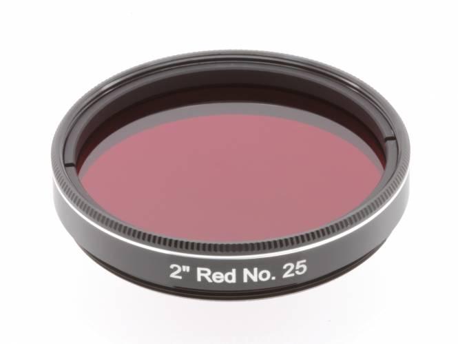 """EXPLORE SCIENTIFIC Filter 2"""" Rot Nr.25"""