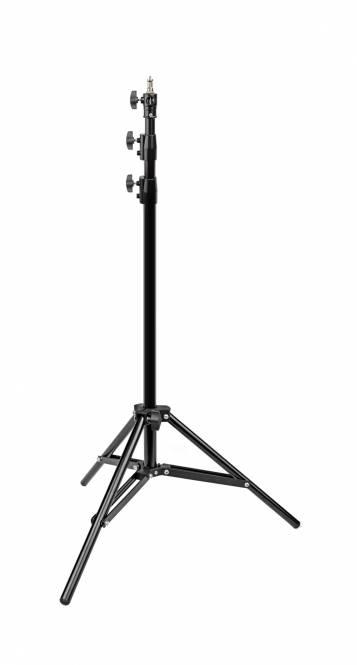 BRESSER BR-TP220 Lampenstativ 220cm luftgefedert