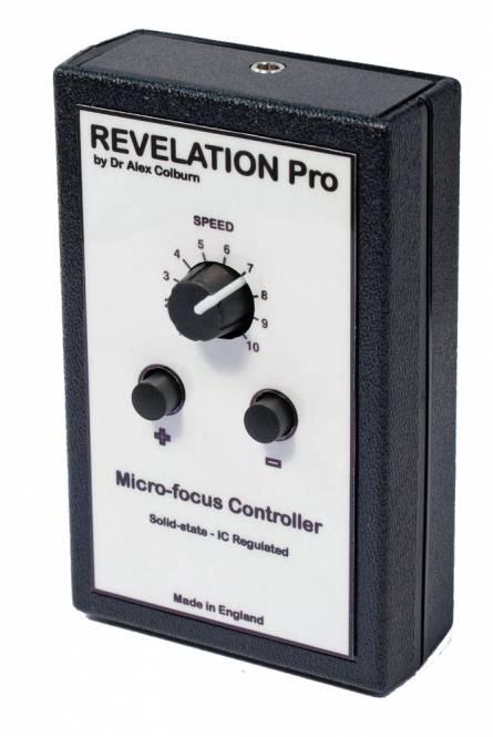 Revelation Mikroprozessorregler für 9V motorisierten Fokussierer