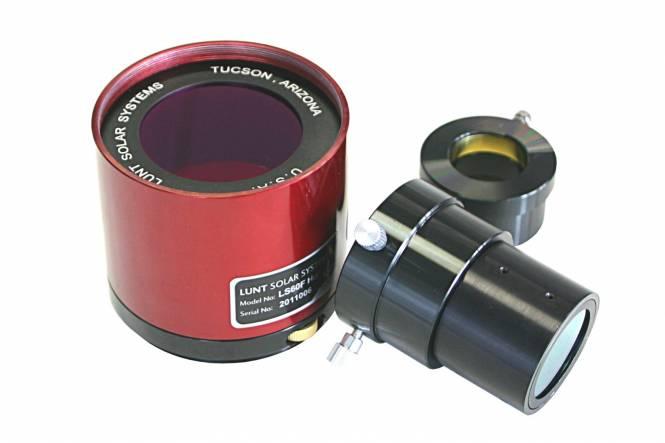 LUNT LS60FHa/B3400 H-Alpha Sonnenfilter