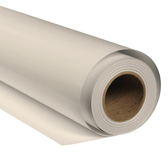 BRESSER SBP28 Papierhintergrundrolle 2,72x11m Austernbeige