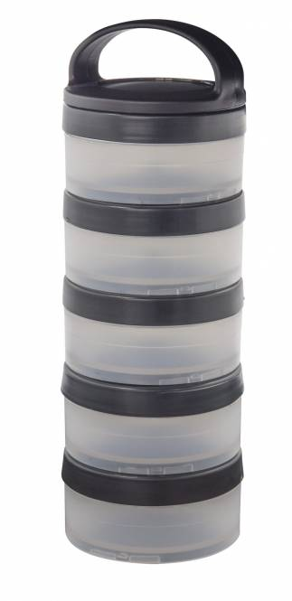 BRESSER Stapelbehälter für Mikroskopiezubehör