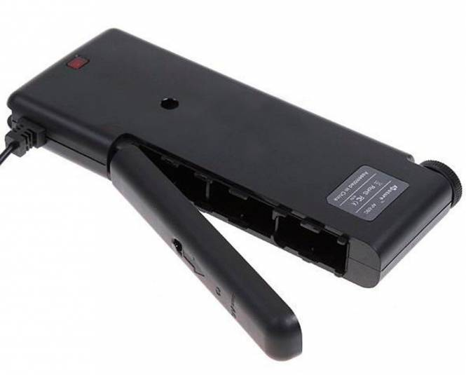 APUTURE Speedlight Batterie für Canon und Viltrox (AP-EBC)
