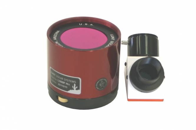 LUNT LS60FHa/B1800d1 H-Alpha Sonnenfilter