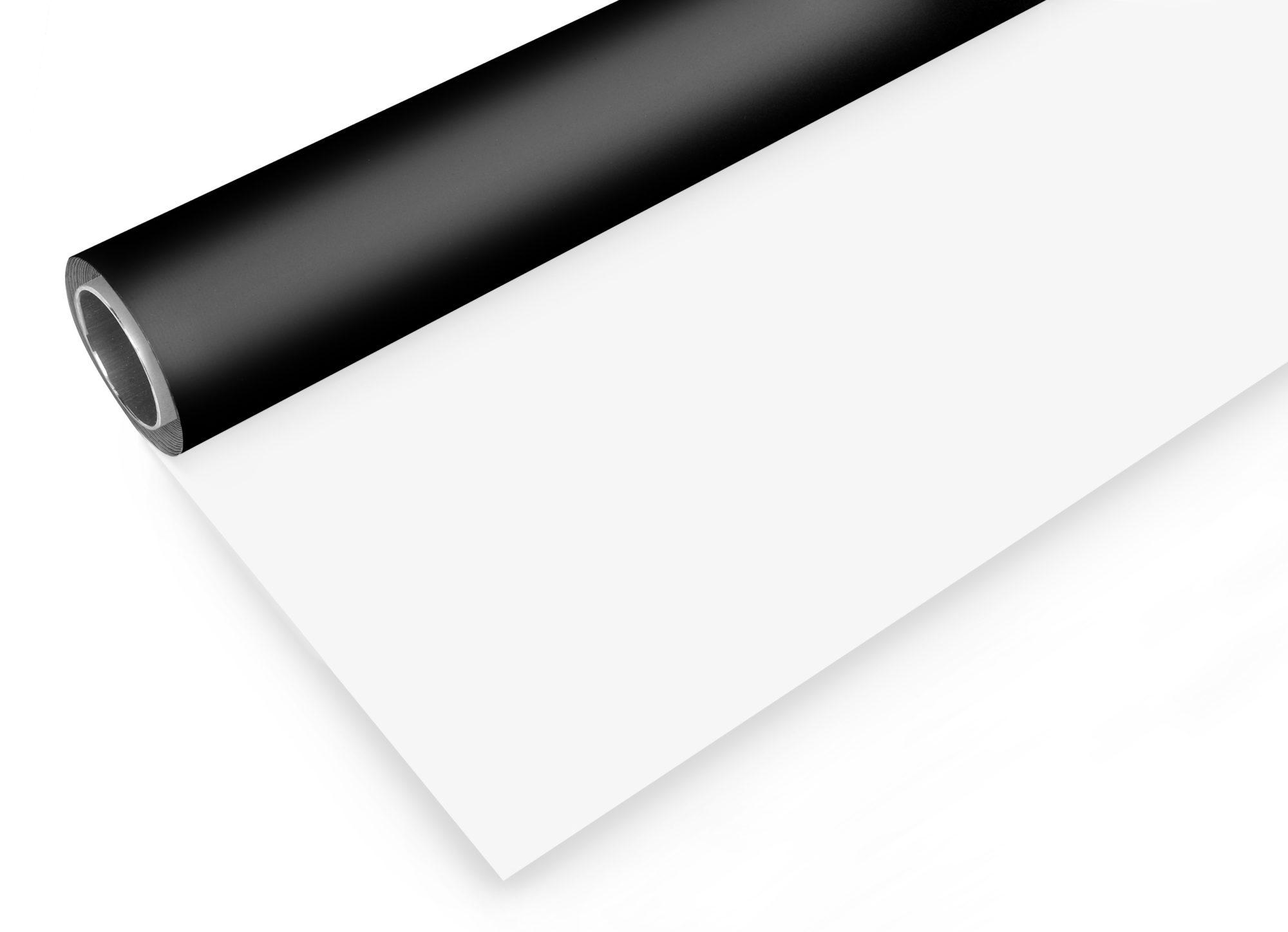 bresser vinyl hintergrundrolle 1 45x4m schwarz wei hier online bestellen. Black Bedroom Furniture Sets. Home Design Ideas