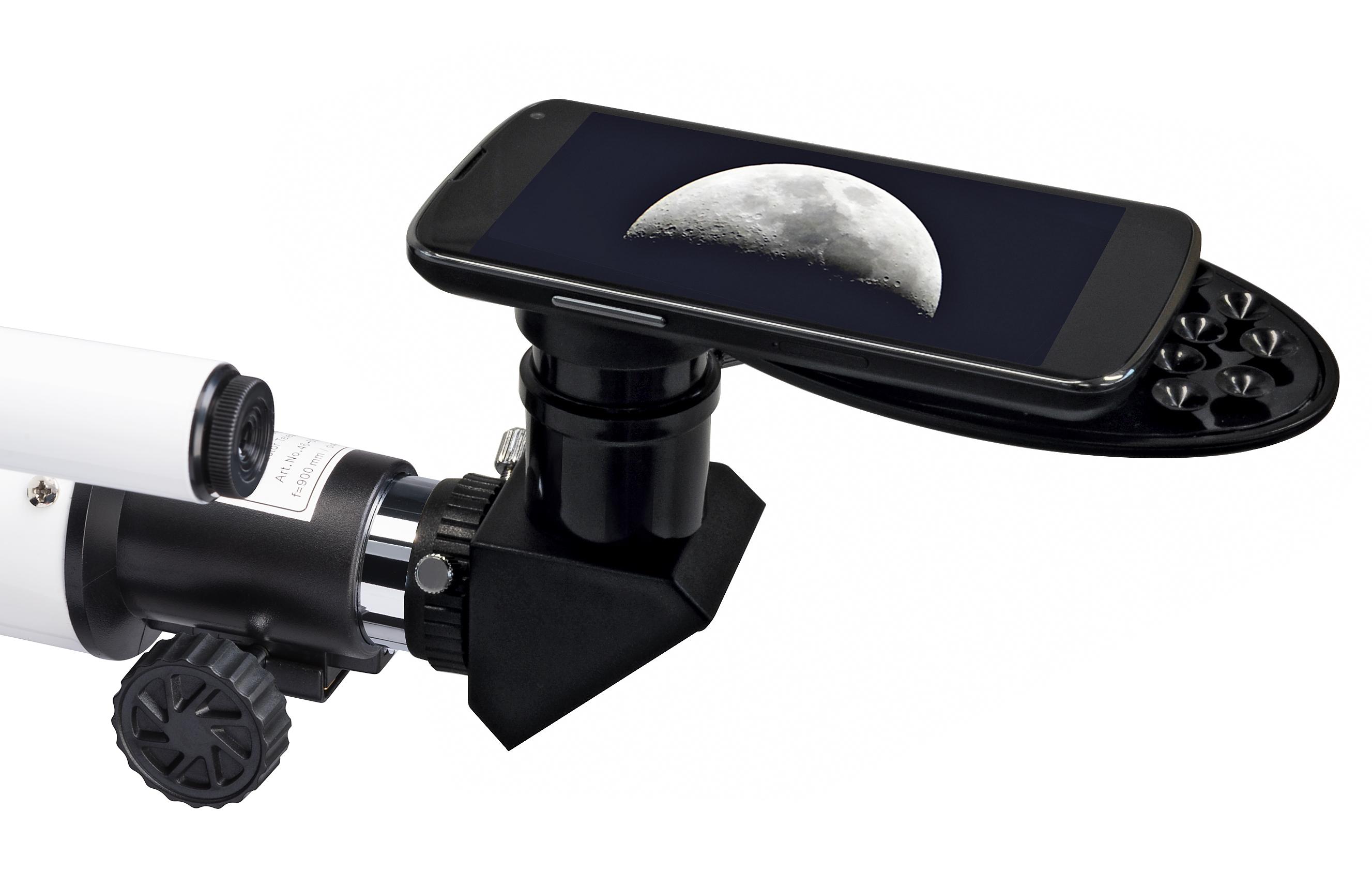 Bresser optik spiegel teleskop pollux eq  carbon